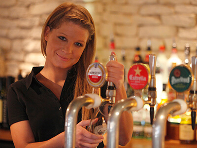 Bar jobs at The Plough