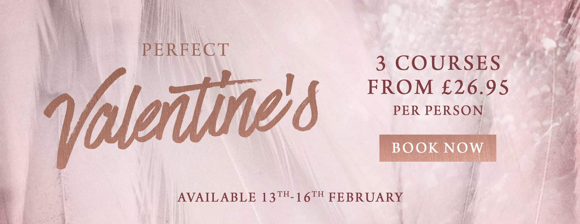 Valentines at The Plough